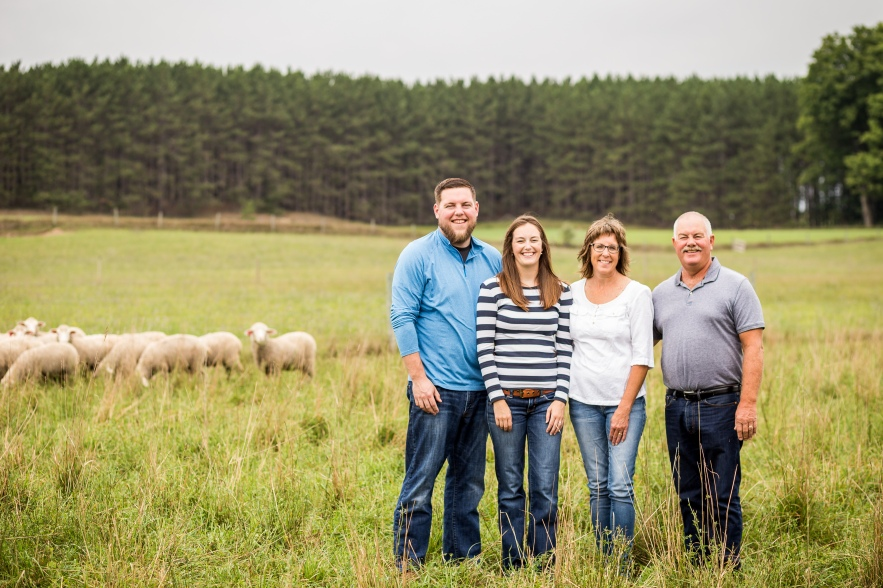 Great Lakes Lamb family